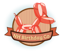 New Hampshire Birthday Parties - Face Painters, Balloon Twisters, Party Entertainers for NH, MA, and RI